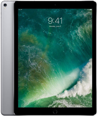 Apple iPad Pro 2 Tablet, 512GB Wi-Fi Only Space Gray 2017 Model (Refurbished)