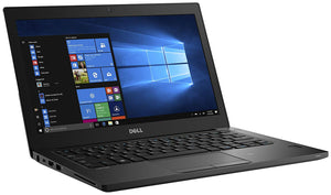"Dell Latitude 7280 14"" Laptop Intel Core i7-7600U 8GB RAM 512GB SSD Win10 Pro (Off-Lease Refurbished)"