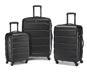 "Samsonite Omni Hardside Luggage Nested Spinner Set (20""/24""/28"")"