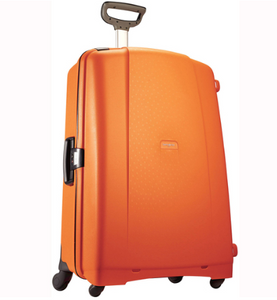 "Samsonite F'Lite GT 31"" Spinner Zipperless Suitcase (Orange)"