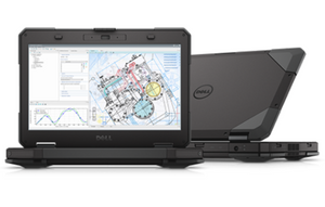 "Dell Latitude 14 Rugged 5404 14"" Laptop Intel Core i5-4310U 8GB RAM 320GB HDD Win10 Pro (Off-Lease Refurbished)"