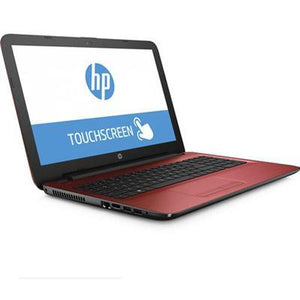 "HP 15-ba082nr 15.6"" Touchscreen AMD A-Series A8-7410 Quad-core (4 Core) 2.20 GHz 4 GB 1 TB HDD Windows 10 Home Laptop (Red)"