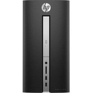 HP Pavilion Desktop Computer Intel Core i3 (7th Gen) 7100 3.90 GHz 8 GB DDR4 SDRAM 1 TB HDD Windows 10 Home 64-bit