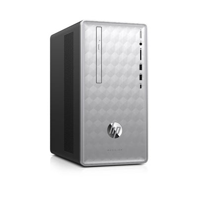 HP Pavilion 590-p0057c Desktop Intel Core i5-8400 16GB RAM 1TB HDD Win10 Home (Refurbished)