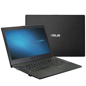 "Asus ASUSPRO P Essential 14"" LCD Laptop Intel Core i7 (7th Gen) i7-7500U Dual-core (2 Core) 2.70 GHz 12 GB DDR4 SDRAM 512 GB SSD Windows 10 Pro 64-bit"