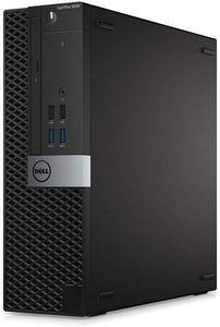 Dell Optiplex 5040 SFF Desktop Win10 Pro (Off-Lease Refurbished)