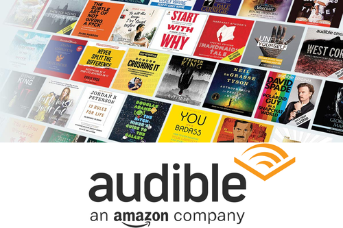 Get a Redemption Code for a Discounted Month of Audible Gold (Only $5.95) + Three Audio Books + $6 Amazon Credit + Two Audible Originals (New Members Only)