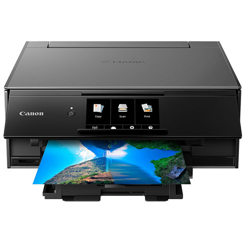 Canon PIXMA TS9120 Wireless All-in-One Compact Duplex Printer with Scanner & Copier (Gray)
