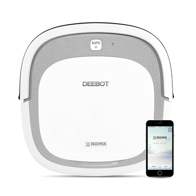ECOVACS DEEBOT Slim2 Robotic Vacuum Cleaner