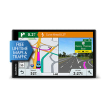 "Garmin DriveSmart 61 LMT-S GPS Navigator with 6.95"" Touchscreen Display and Advanced Navigation (Refurbished)"