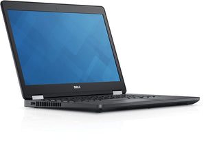 "Dell Latitude E5470 14"" Laptop Intel Core i3-6100U 8GB 256GB SSD Win10 Pro (Off-Lease Refurbished)"