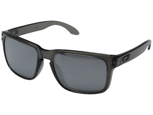 Oakley Holbrook Smoke Gray Sunglasses with Black Iridium Lens