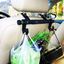 Multifunction Car Rod Back Seat Headrest Hook Hanger