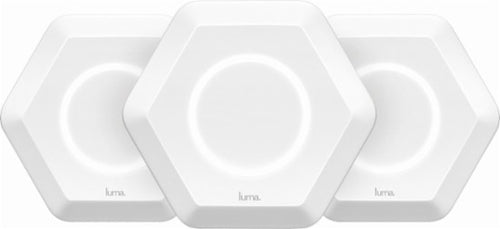 Luma Home WiFi Mesh Router - 3 Pack