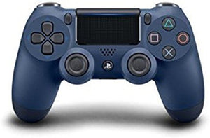 Sony DualShock 4 Wireless Controller (Midnight Blue)