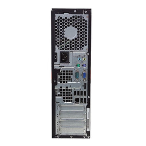 HP Z210 SFF Desktop Win10 Pro (Off-Lease Refurbished)