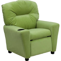 Fabric Kids Recliner