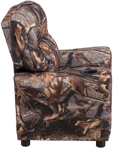 Flash Furniture Bt 7950 Kid Camo Gg Contemporary Camouflaged Fabric Ki