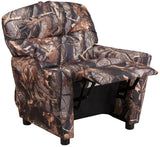 Flash Furniture BT-7950-KID-CAMO-GG Contemporary Camouflaged Fabric Kids Recliner with Cup Holder - Peazz Furniture - 5