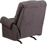 Flash Furniture WM-8700-543-GG Contemporary Couger Gray Chenille Rocker Recliner - Peazz Furniture - 3