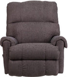 Flash Furniture WM-8700-543-GG Contemporary Couger Gray Chenille Rocker Recliner - Peazz Furniture - 4