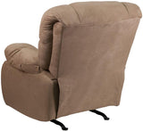 Flash Furniture WM-9200-532-GG Contemporary Softsuede Taupe Microfiber Rocker Recliner - Peazz Furniture - 3