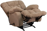 Flash Furniture WM-9200-532-GG Contemporary Softsuede Taupe Microfiber Rocker Recliner - Peazz Furniture - 5