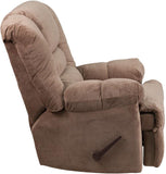Flash Furniture WM-9830-801-GG Contemporary Dynasty Camel Microfiber Rocker Recliner - Peazz Furniture - 2