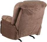 Flash Furniture WM-9830-801-GG Contemporary Dynasty Camel Microfiber Rocker Recliner - Peazz Furniture - 3