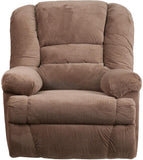 Flash Furniture WM-9830-801-GG Contemporary Dynasty Camel Microfiber Rocker Recliner - Peazz Furniture - 4