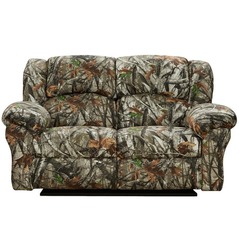 Flash Furniture 1002NEXTCAMOUFLAGE-GG Exceptional Designs Next Camouflage Fabric Reclining Loveseat - Peazz Furniture
