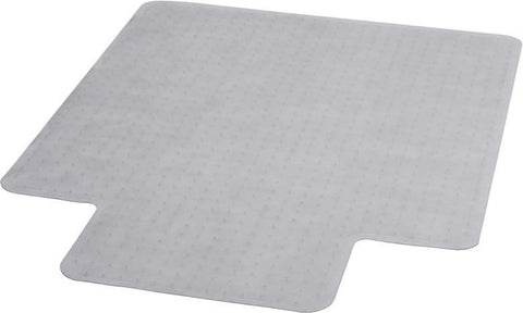36'' x 48'' Carpet Chairmat with Lip MAT-CM11113FD-GG by Flash Furniture - Peazz Furniture