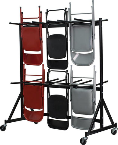 Hanging Folding Chair Truck NG-FC-DOLLY-GG by Flash Furniture - Peazz Furniture