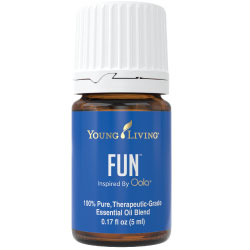 Fun Inspired by Oola -  5ml Bottle - Essential Oil Blend by Young Living - Thrive Any Way