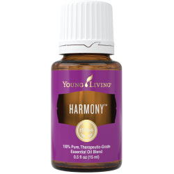 Harmony -  15 ml Bottle - Essential Oil Blend by Young Living - Thrive Any Way