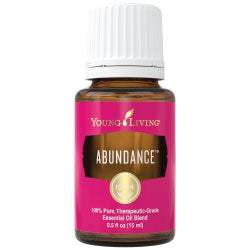 Abundance -  15 ml Bottle - Essential Oil Blend by Young Living - Thrive Any Way