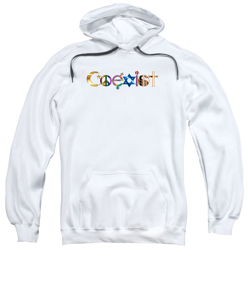 Coexist - Sweatshirt - Thrive Any Way