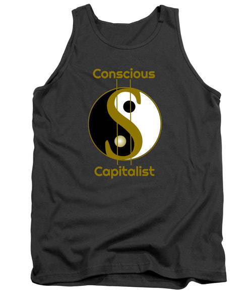 Conscious Capitalist - Tank Top - Thrive Any Way