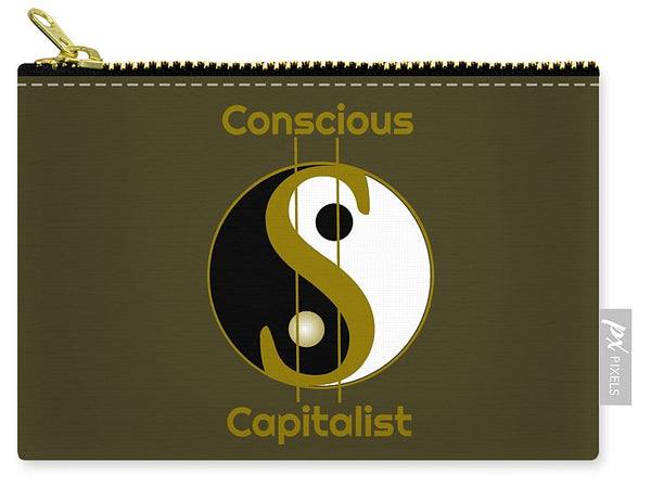 Conscious Capitalist - Carry-All Pouch - Thrive Any Way