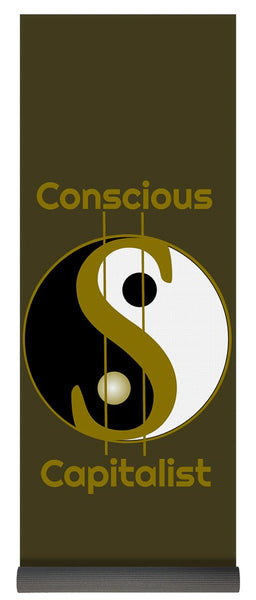 Conscious Capitalist - Yoga Mat - Thrive Any Way
