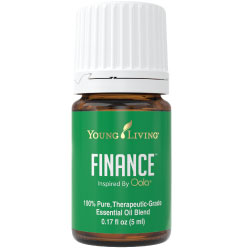 Finance  Inspired by Oola -  5ml Bottle - Essential Oil Blend by Young Living - Thrive Any Way