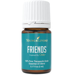 Friends Inspired by Oola 5ml Bottle - Essential Oil Blend by Young Living - Thrive Any Way