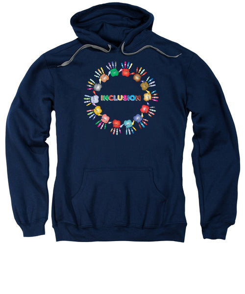 Inclusion - Sweatshirt - Thrive Any Way