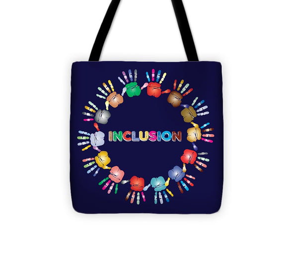 Inclusion - Tote Bag