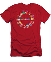 Inclusion - Men's T-Shirt (Athletic Fit) - Thrive Any Way