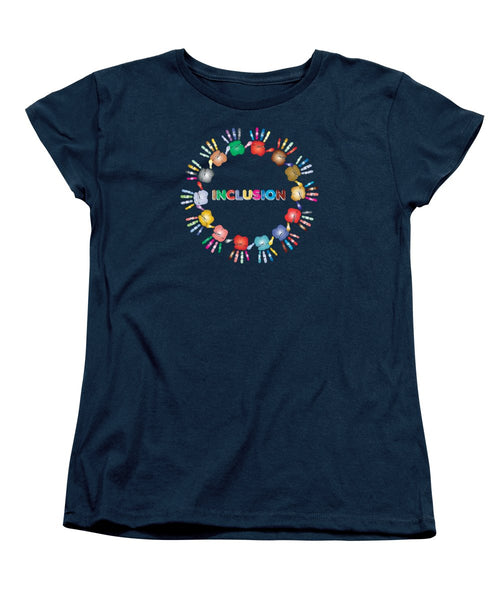 Inclusion - Women's T-Shirt (Standard Fit) - Thrive Any Way