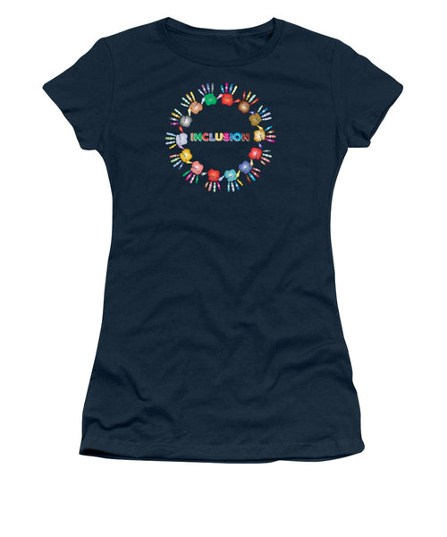Inclusion - Women's T-Shirt (Athletic Fit) - Thrive Any Way