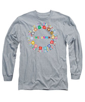 Inclusion - Long Sleeve T-Shirt - Thrive Any Way