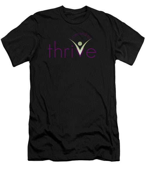 Licensed To Thrive - Men's T-Shirt (Athletic Fit) - Thrive Any Way