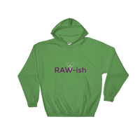 Kiss Me I'm Raw-ish Unisex Hooded Sweatshirt - Thrive Any Way